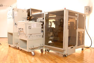 Espresso Book Machine EBM On Demand Books ODB