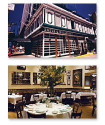 Smith and Wollensky Restaurant New York