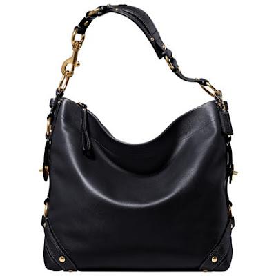 Coach Carly Leather Handbag