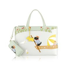 Radley Bag Without A Paddle