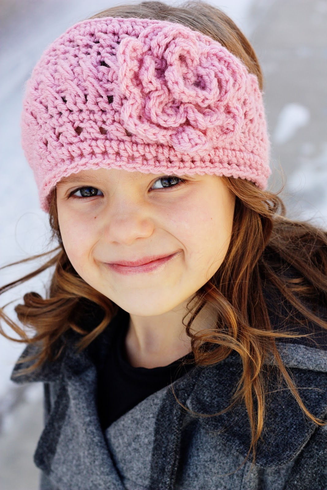 Free Crochet Patterns For Wide Headbands : FREE CROCHET PATTERNS HEADBANDS Crochet Tutorials