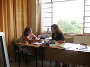 Reunião com a Diretora do Dep. Pedagógico -Aprofundando sobre o GESTAR II