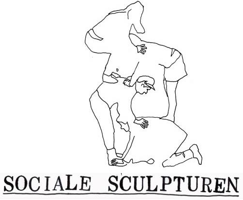 sociale sculpturen