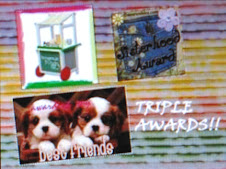 My Blog Award!