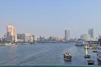 Sungai Nil Waktu Siang