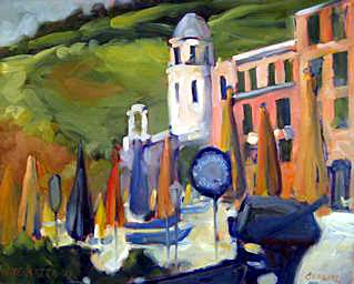 Vernazza #1 18x20 oil