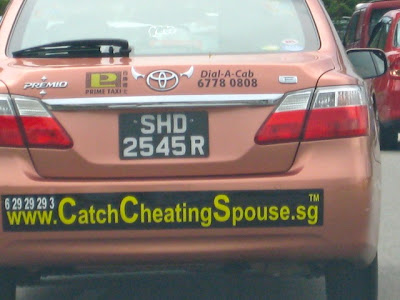 Find cheating spouse