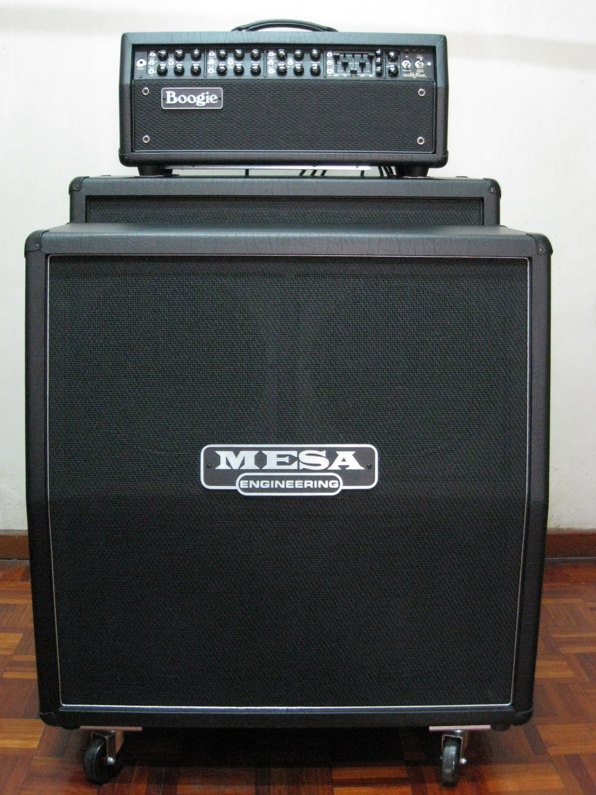 Guitar Gear Acquisition Syndrome: Mesa/Boogie Stiletto Traditional ...