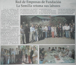 Primera reunión de la Red de Empresas 2010