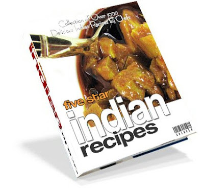 Indian Recipes Cookbook