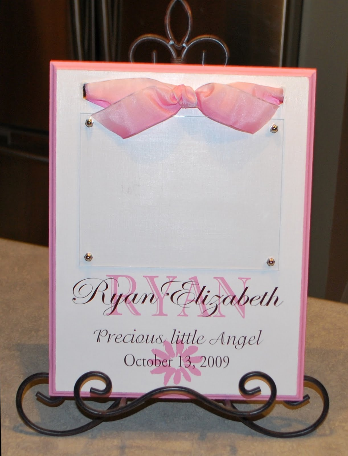 Baby Gifts Via Post : Cher s signs by design personlized baby gifts
