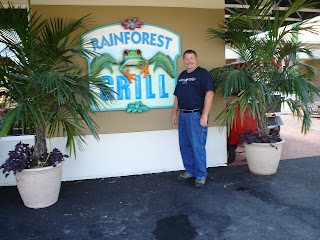 Rainforest Grill Cafeteria