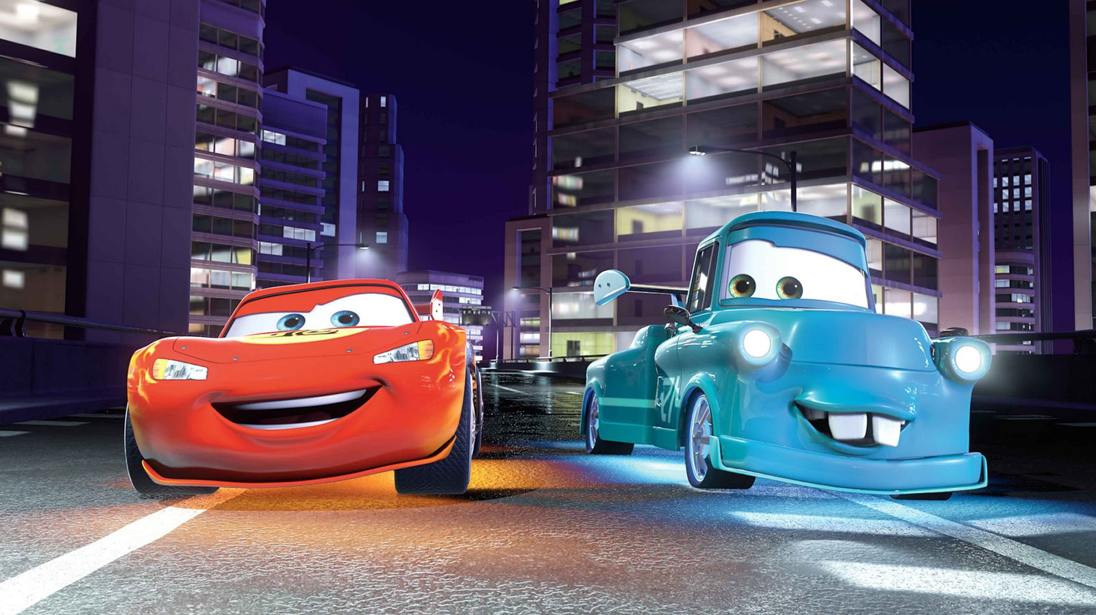 Wilmington on DVDs. Pick of the Week: Blu-ray. Cars 2 « Movie City News