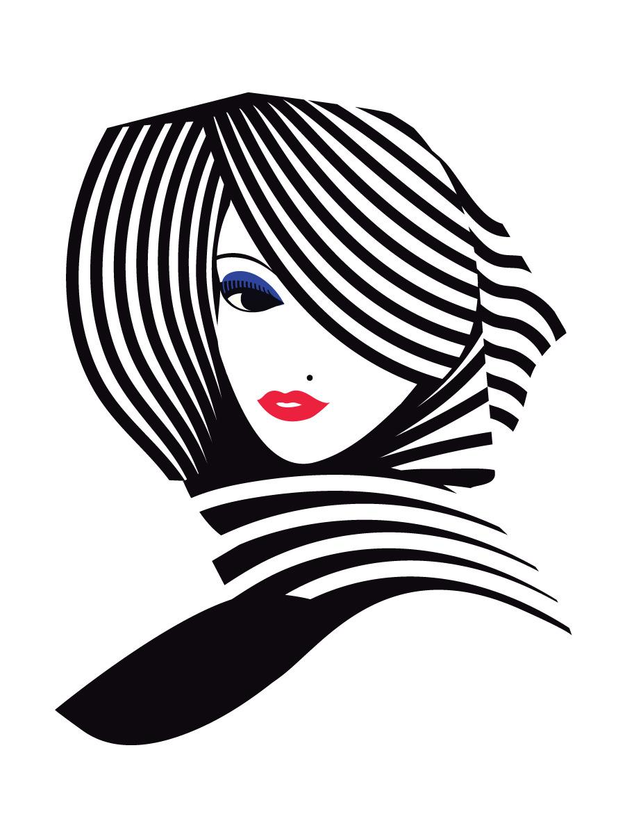 Illustrator malika favre for Laminas blanco y negro