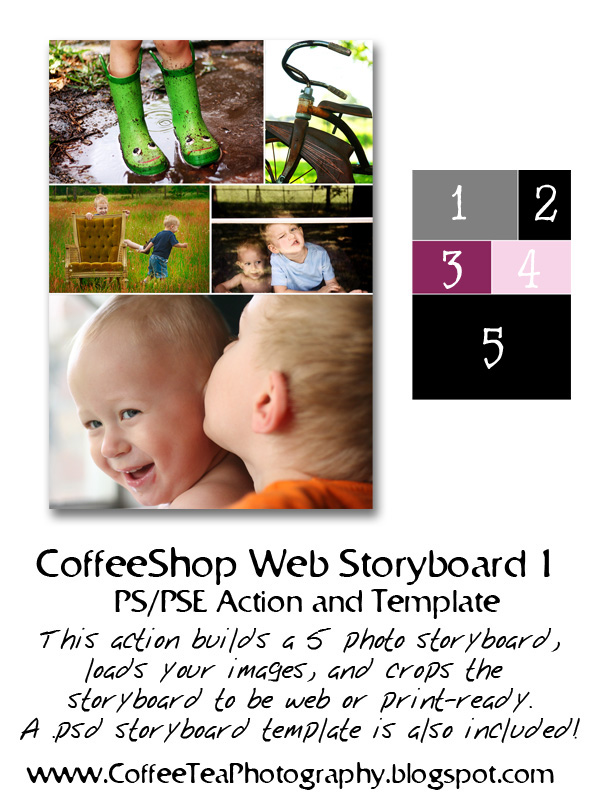 The Coffeeshop Blog: Coffeeshop Templates, Storyboards, And Frames