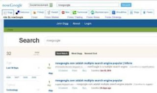 Multiple Search Engine Populer nowGoogle.com [ Layanan Multiple ]
