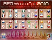 Wallpaper  Piala Dunia AFSEL 2010 | FIFA World Cup AFSEL