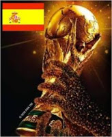 Spanyol The Winner Piala Dunia