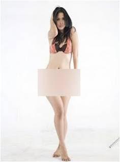 Tika Putri Berfoto Bikini