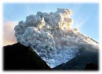 Kronologis Gunung Merapi Meletus 26 Oktober 2010