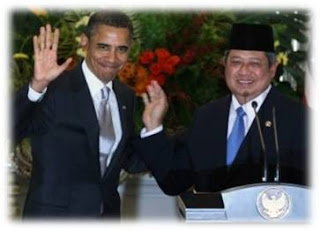 Presiden Obama ke Indonesia