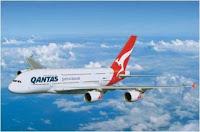 Pesawat Qantas Meledak di Batam