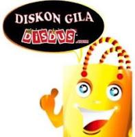 Diskon Gila Disdus.com