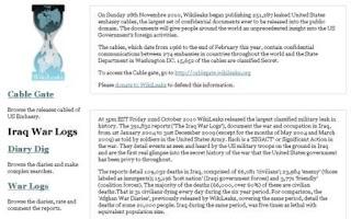 Lagi, Wikileaks Bocorkan Dokumen Tentang Penilaian Miring Pejabat AS