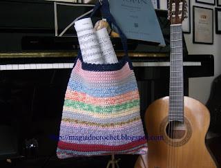 mala saco crochet fio trapilho rosarios4