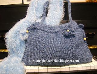mala tricot fio azul lã rosarios4