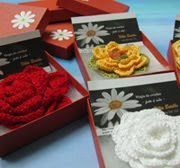 Flores do Magia do crochet ...