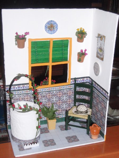 Azulejos andaluces - Azulejos patio andaluz ...