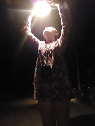 """""""Dá-me luz, ô Deus do tempo, dá-me luz"""""""