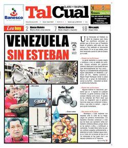 [venezuelagobiernodenunciaquediarioprivadotalcualincitalaviolencia.jpg]