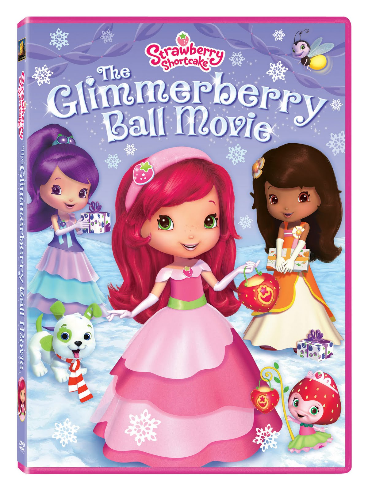Jam Movie Reviews Jam Reviews Strawberry Shortcake The