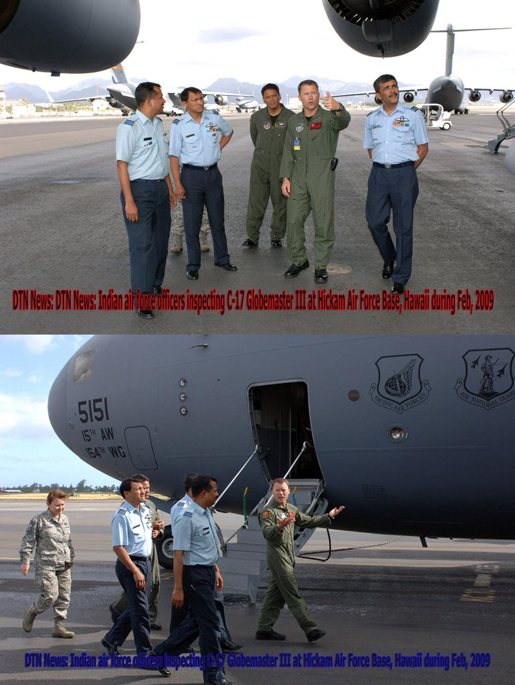Story of Alaska C17 Crash  Aviation Blog