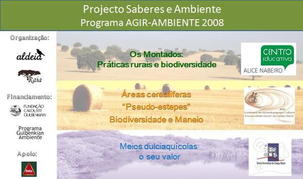 Projecto Saberes e Ambiente