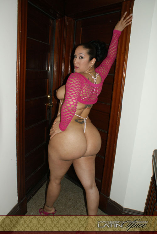 Spicy Big Booty Latina