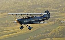 Ray Hill's Hatz Biplane