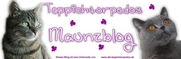 Teppichtorpedos Maunzblog