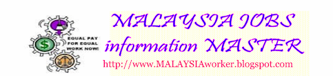 Malaysia Jobs Information Master
