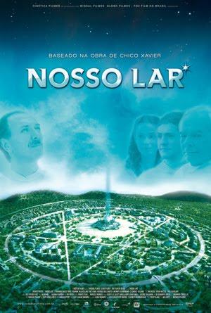 Filme Poster Nosso Lar CAM XviD Nacional