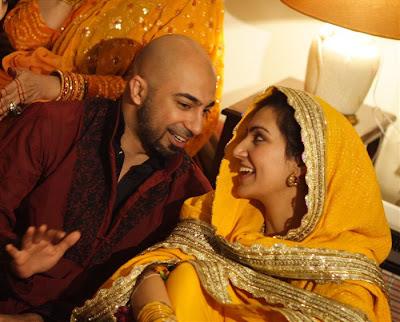 Kiran asif wedding