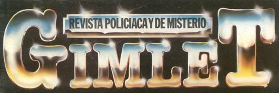 Gimlet: revista policiaca y de misterio