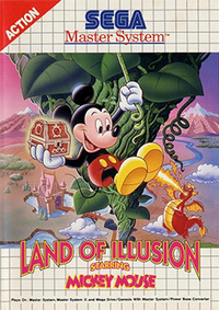 Série Illusion Parte 2 - Land of Illusion & Legend of Illusion