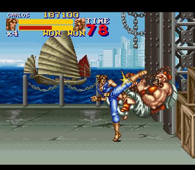 [Análise Retro Game] - Final Fight 2 e 3 - Super Nintendo Final+Fight+2+0034