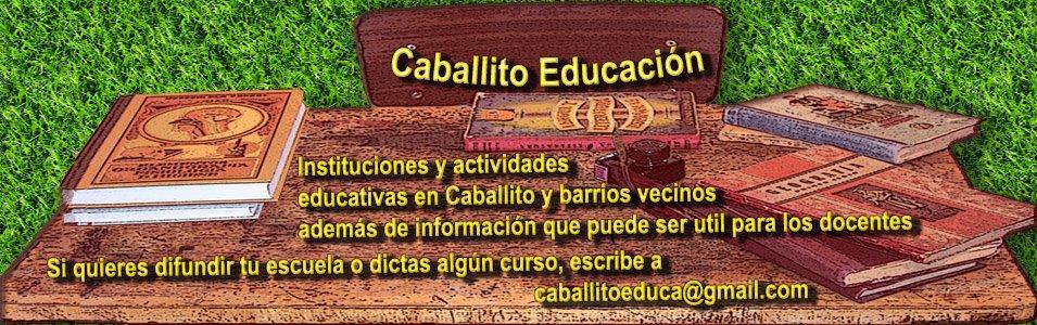 Caballito Educación