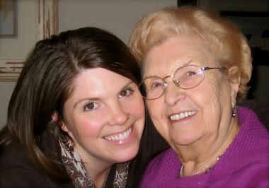 My favorite Grandma (Nanie)