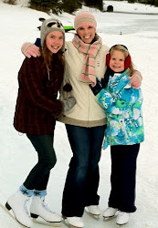 My Girls and I doing what we LOVE to do, SKATE!