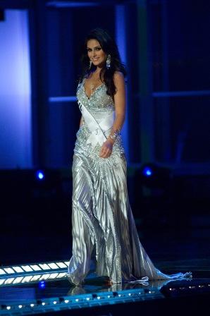 Alguem ainda tem dúvida de que ela é a Miss Universo?